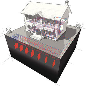 Geothermal Makes Kitchen of the Future Even More Efficient