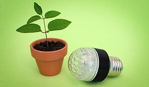 LED Lighting Saves Energy