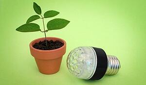 LED Lighting Saves Energy
