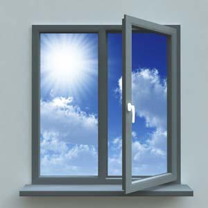 High-Tech Window Glazing