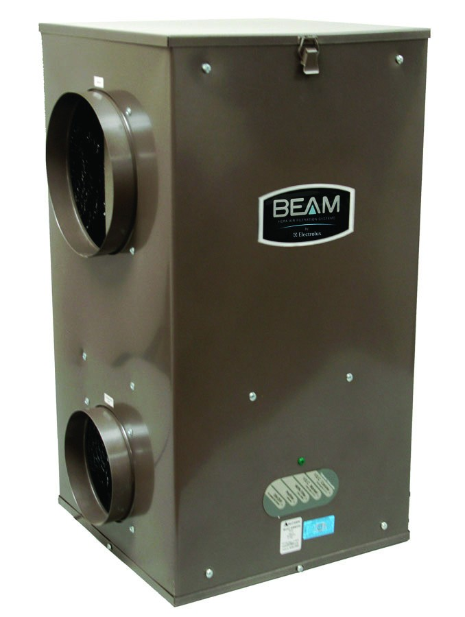 BEAM HEPA Air Filtration System