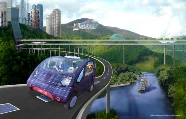Transportation in 2100