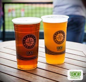 Safeco Field Eco Products
