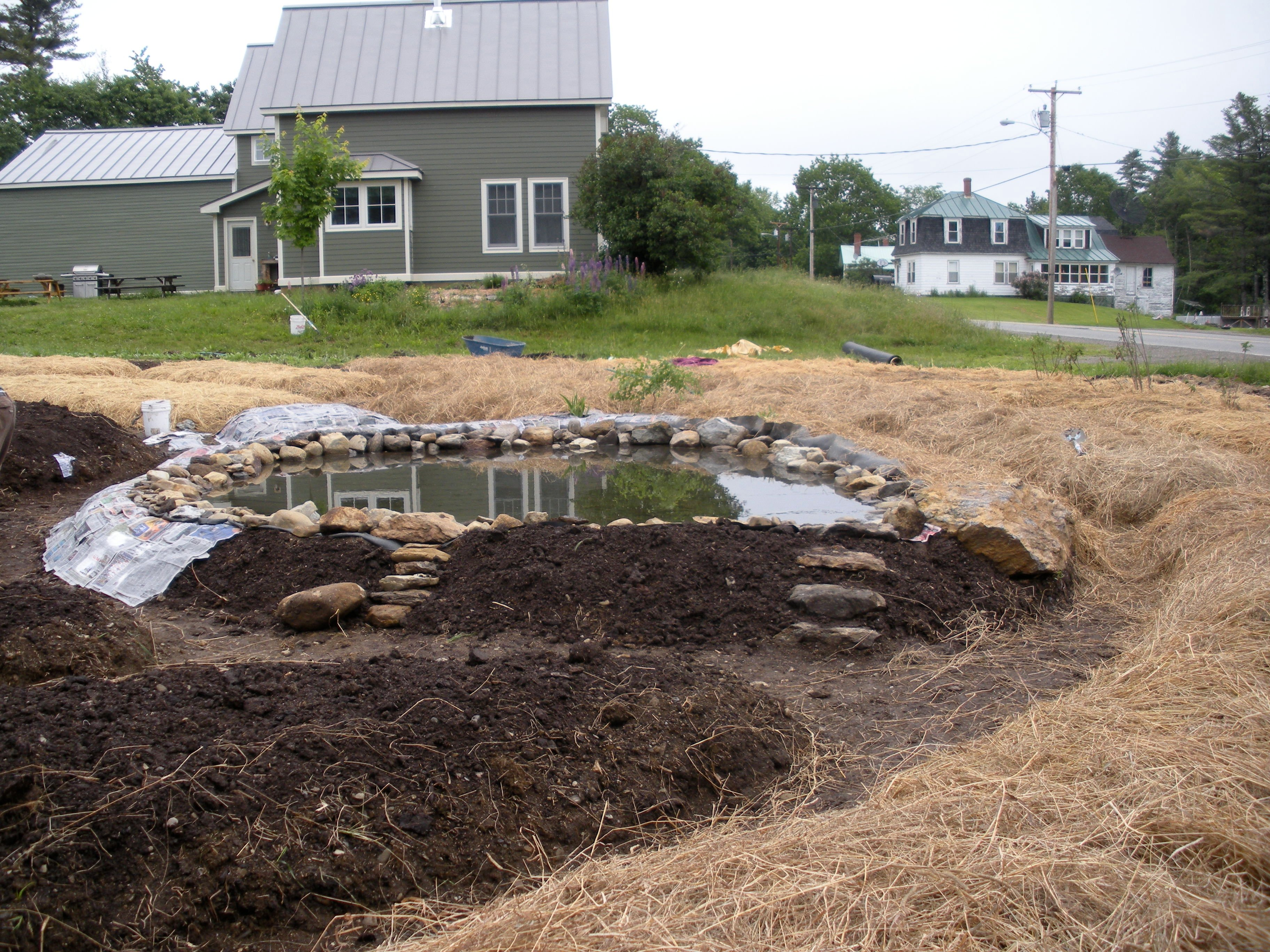 permaculture before