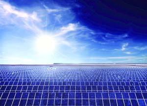 Dupont solar array