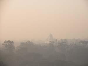 Smoggy Dehli