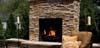 Firerock masonry fireplaces