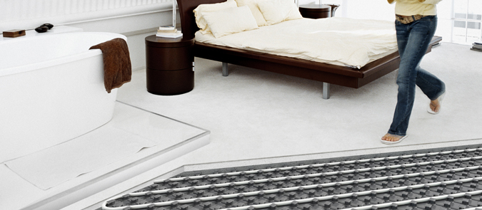 uponor radiant heating