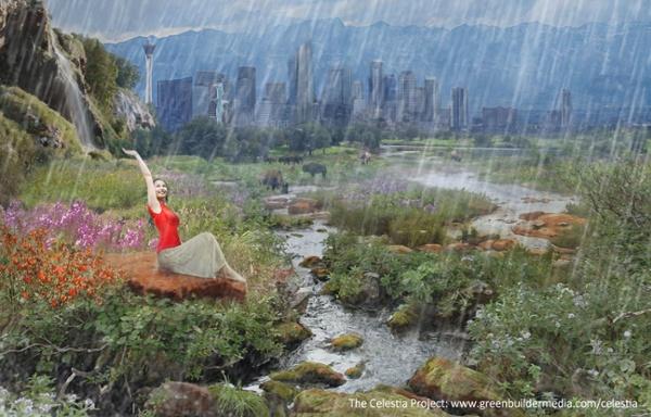 Celestia Water Conservation 2100