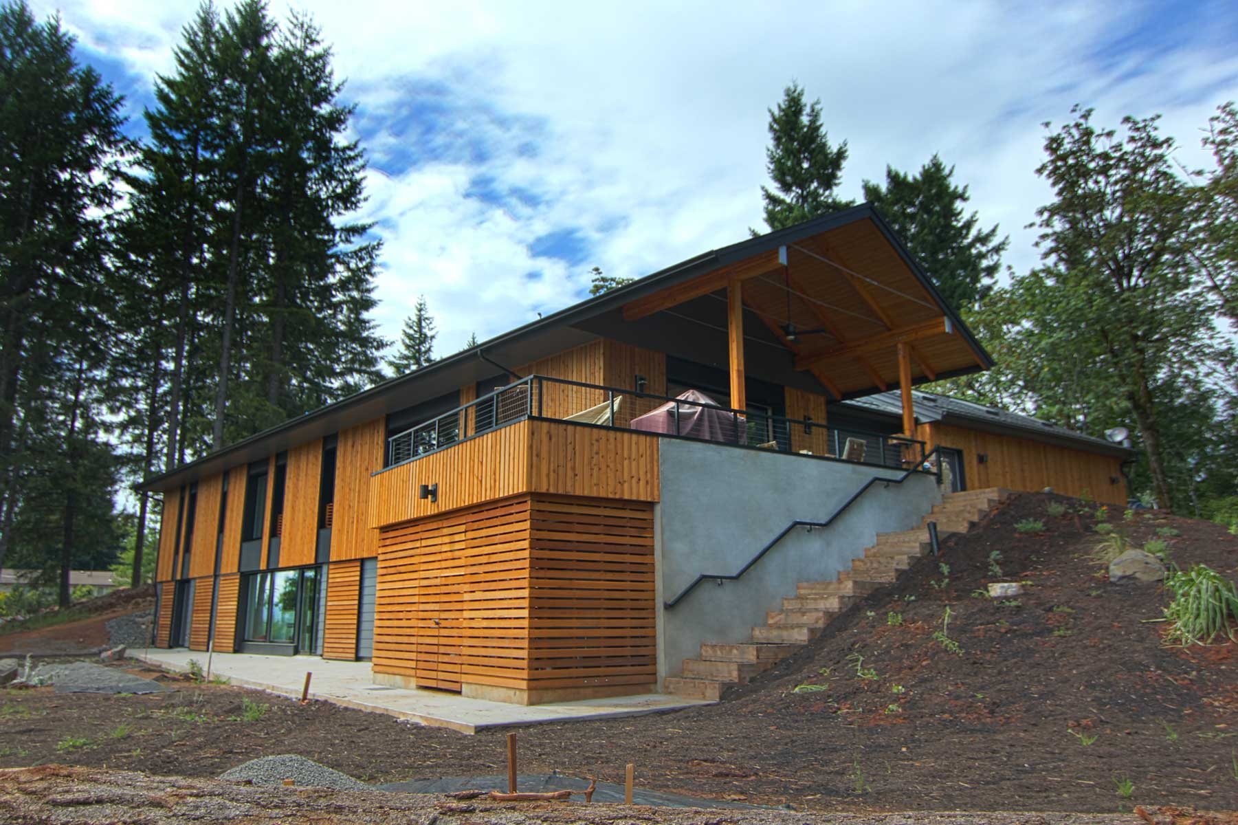 Pumpkin Ridge Passive House