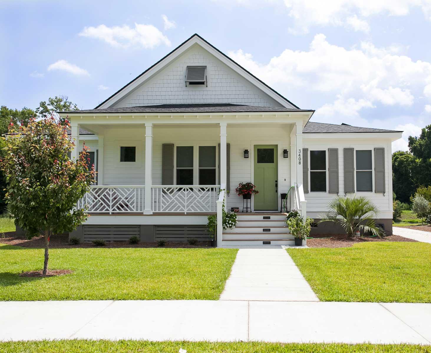The Charleston Lowcountry Charm Home