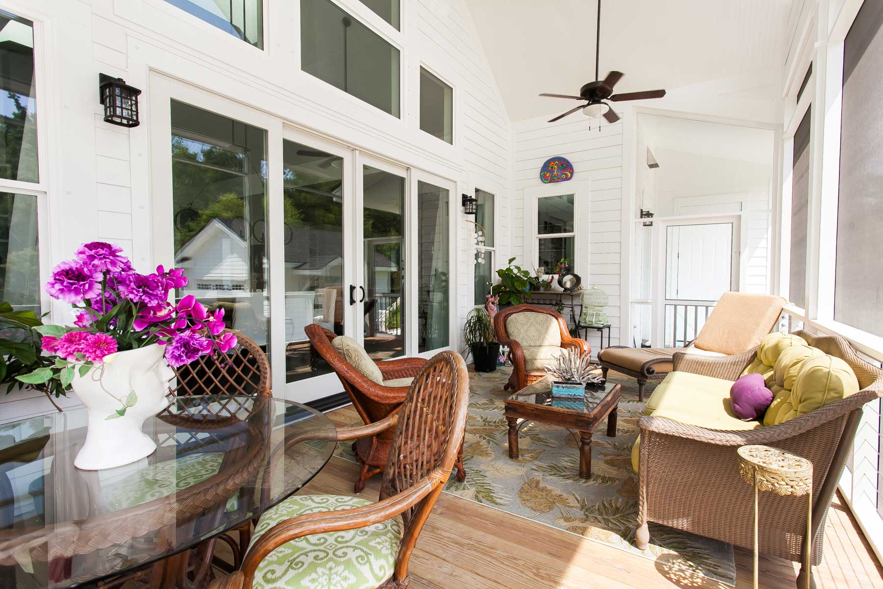 The Charleston Lowcountry Charm Home