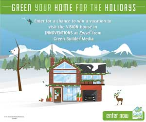 Green Your Home for the Holidays