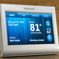 Honeywell Wireless Thermostat