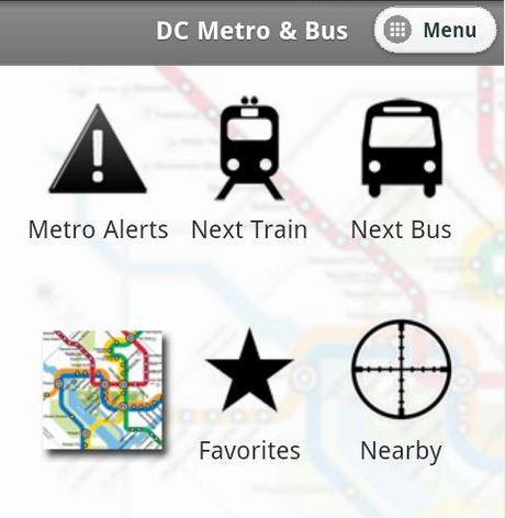 metro transit mobile app