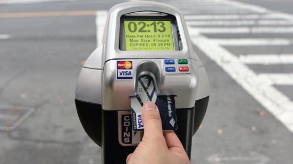 Parking Goes Digital