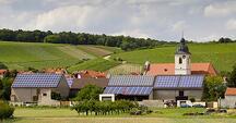 German town embraces smart grid