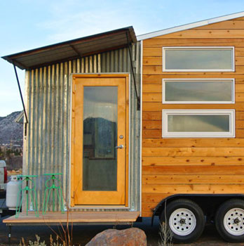 Click for Articles on Permitting Your Tiny House for Off-and On-Road Use