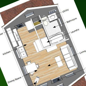 Click for Tiny House Plans and Design Articles