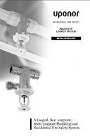 Uponor Sprinkler Installation Guide