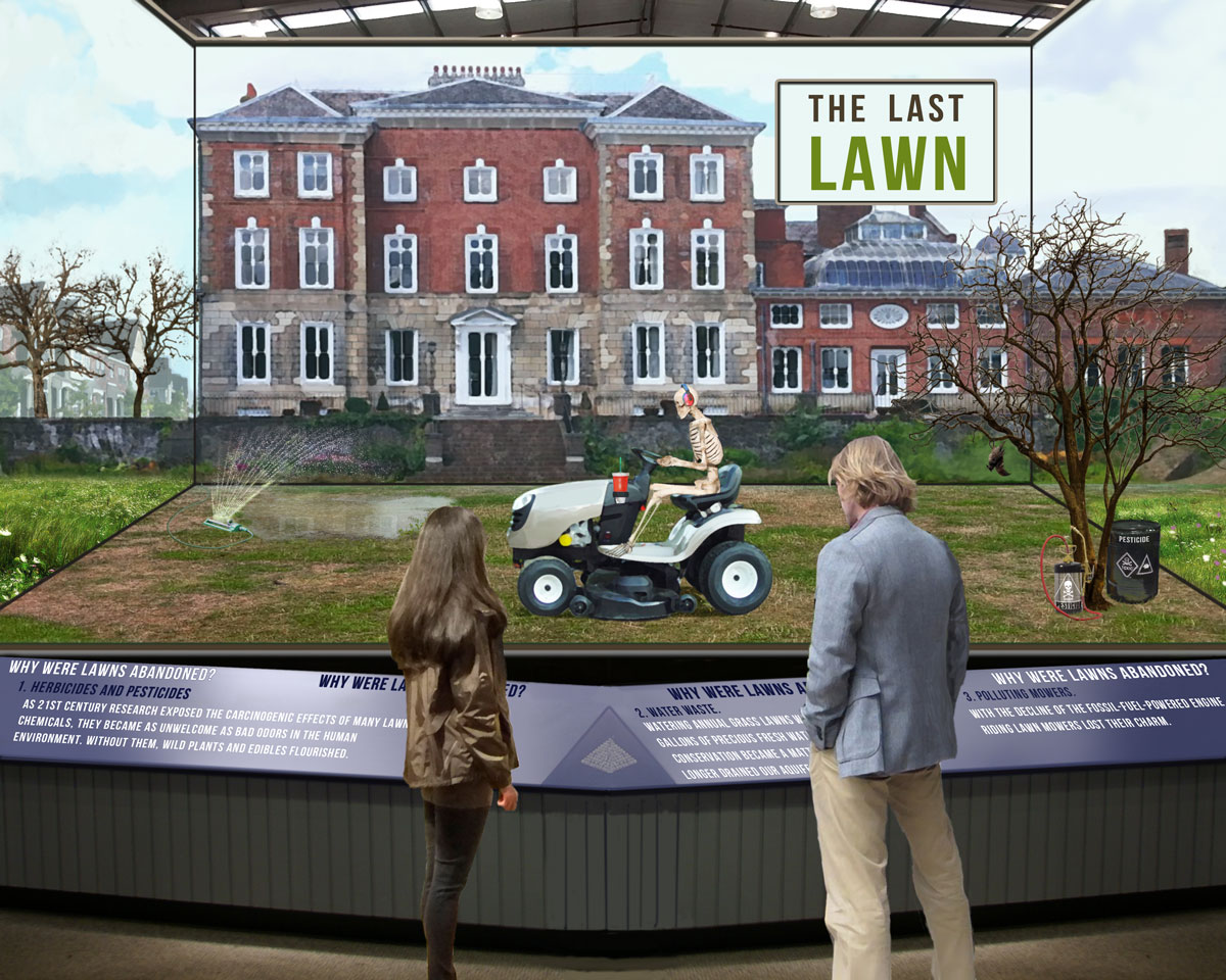 The Last Lawn