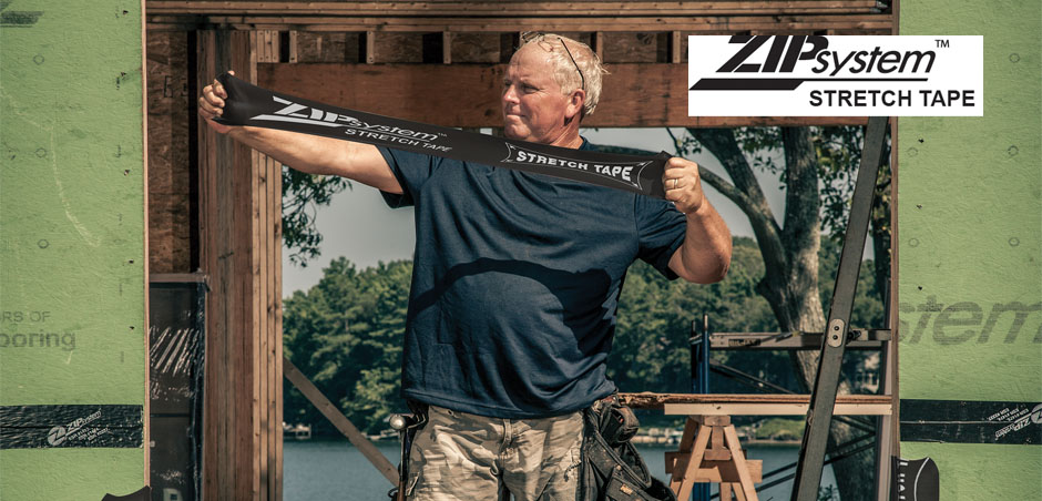 Huber Engineered Woods Zip System Stretch Tape