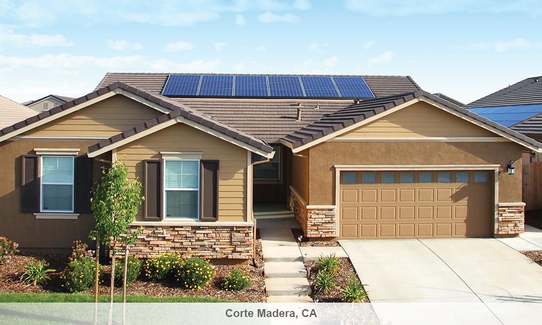 Solar City California