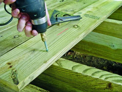 Pressure Treated Wood
