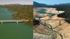Lake Oroville, California