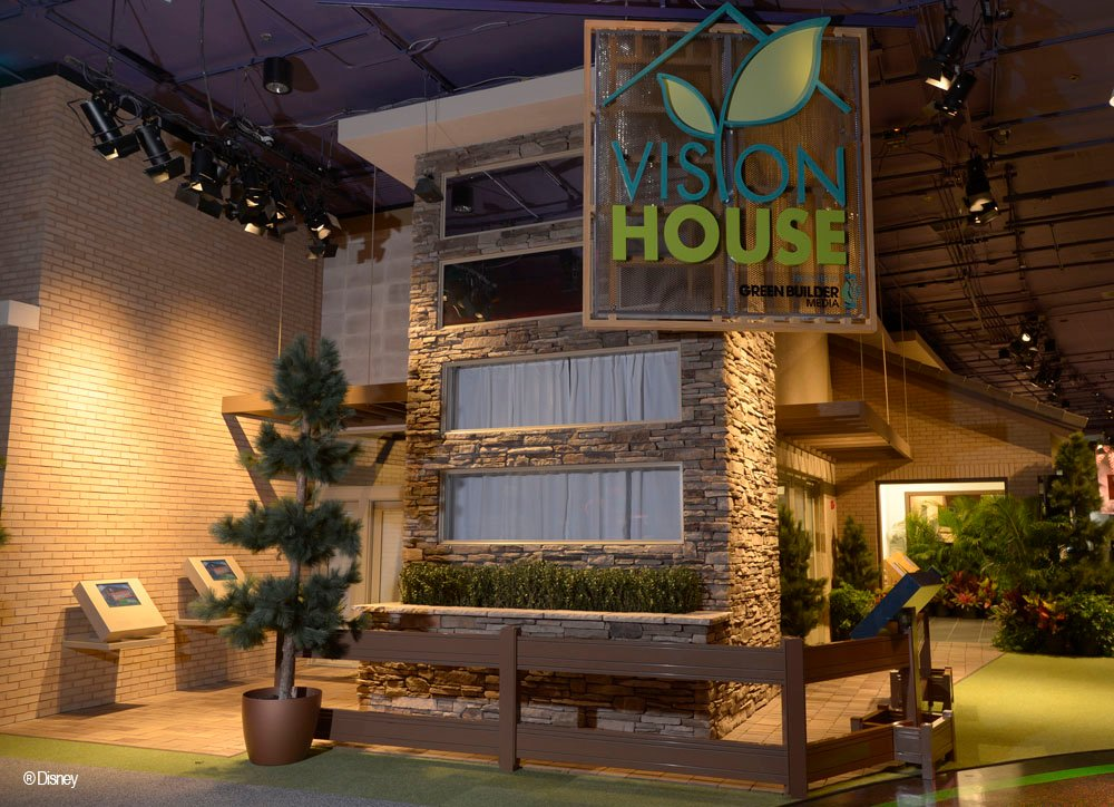 VISION House in INNOVENTIONS at Epcot Phelan M. Ebenhack
