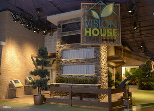 Green Products on Display in VISION House at Epcot