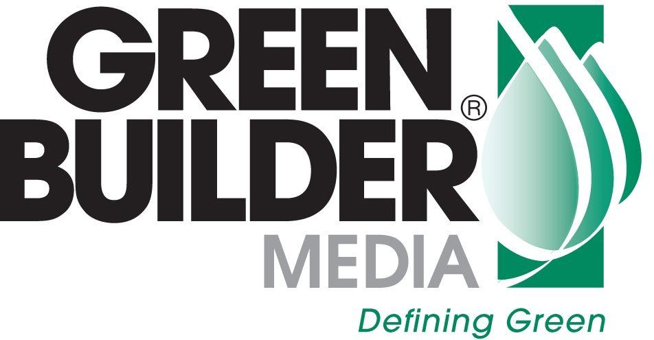 Large Green Builder Media Logo