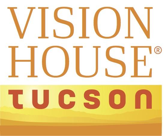 VISION House Tucson logo