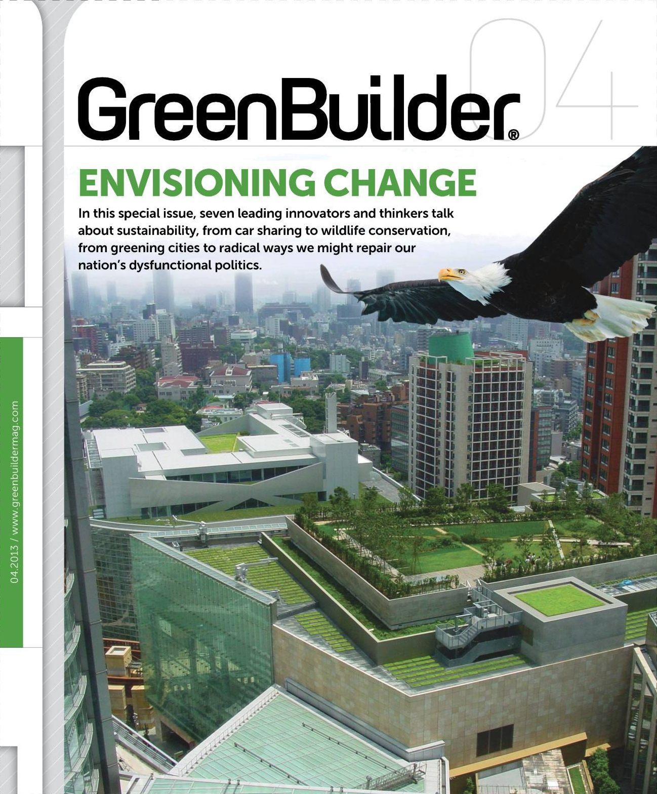 Green Builder magazine