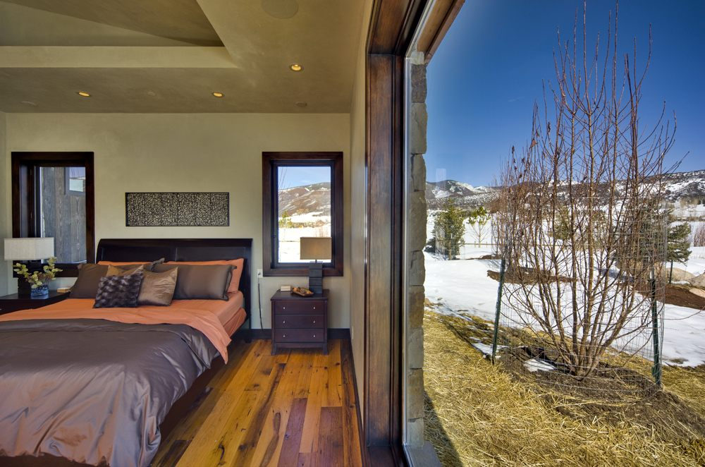 VISION House Aspen Bedroom