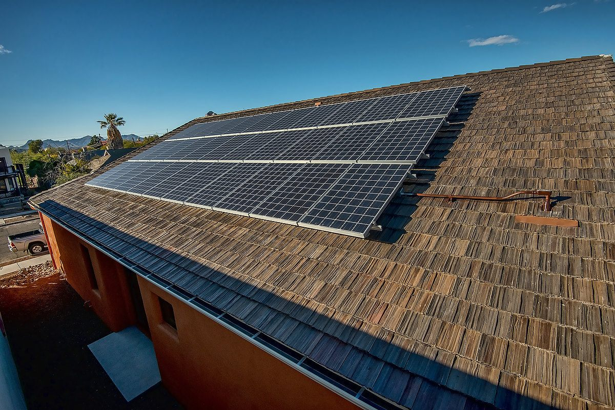 Featured Product: OneRoof Energy in VISION House Tucson