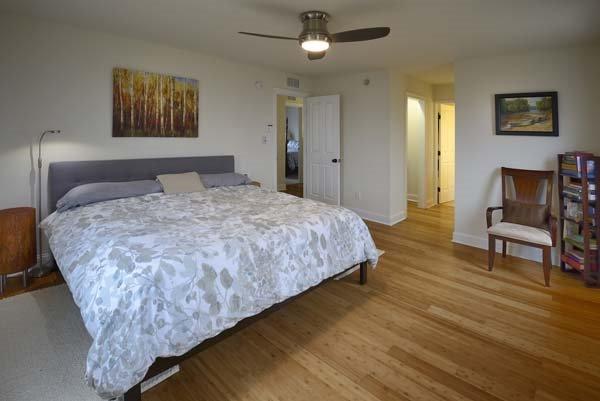 Specht Passivhaus Bedroom