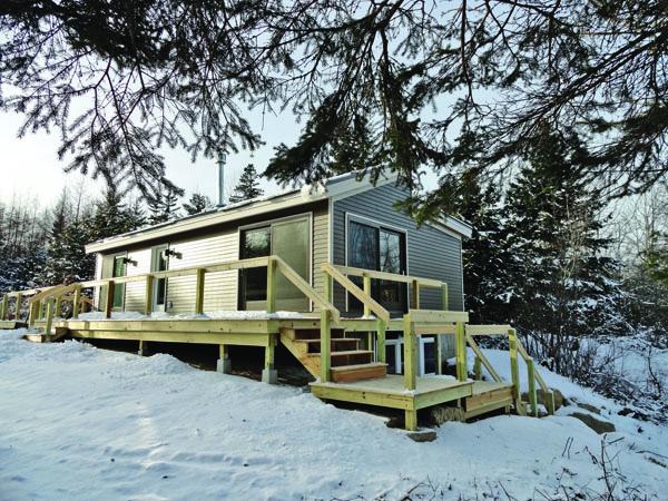 Blu Homes Maine