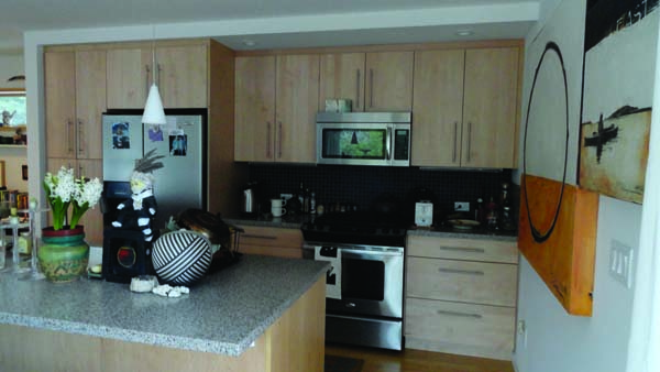 Blu Homes Kitchen Deer Isle