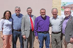 Green Builder Media, Mayor Rothschild, Congressman Barber