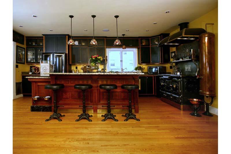 Steampunk Sensation Kitchen