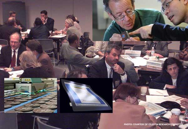 Celestia Project Researchers