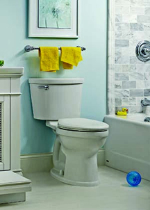 American Standard Editors Choice Toilet