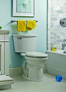 American Standard Editors Choice Toilet