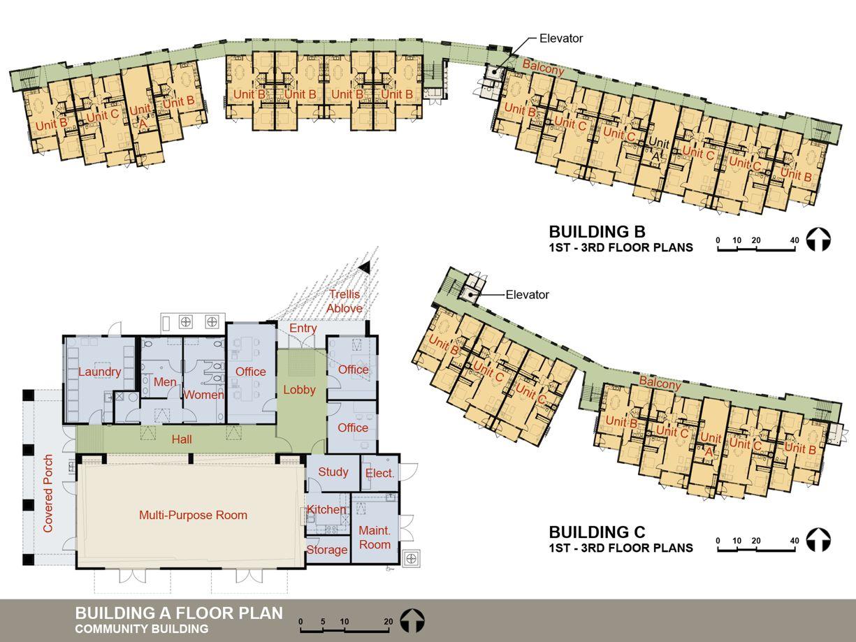 New Harmony Floor Plan