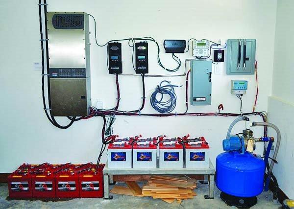 Power Backup System