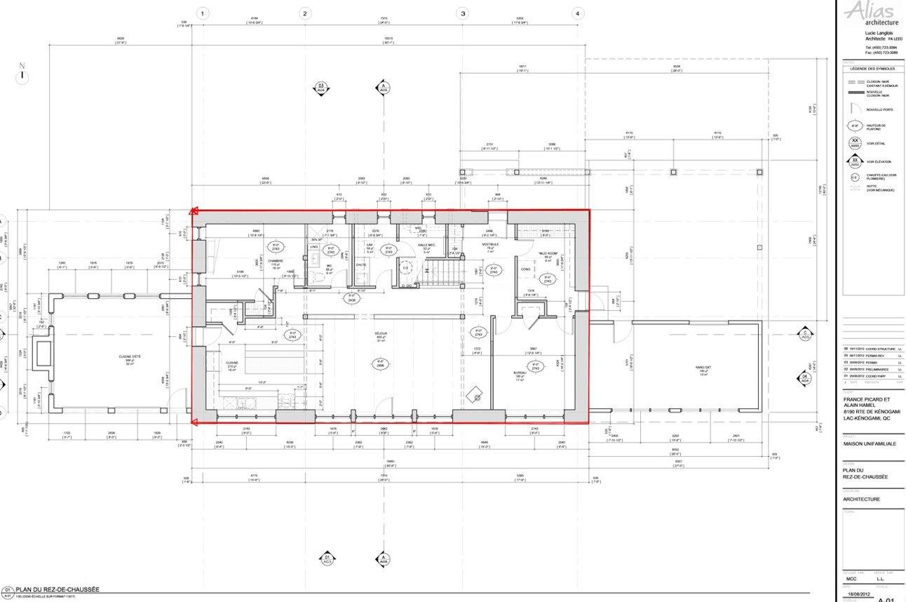 Second Chance Floor Plan