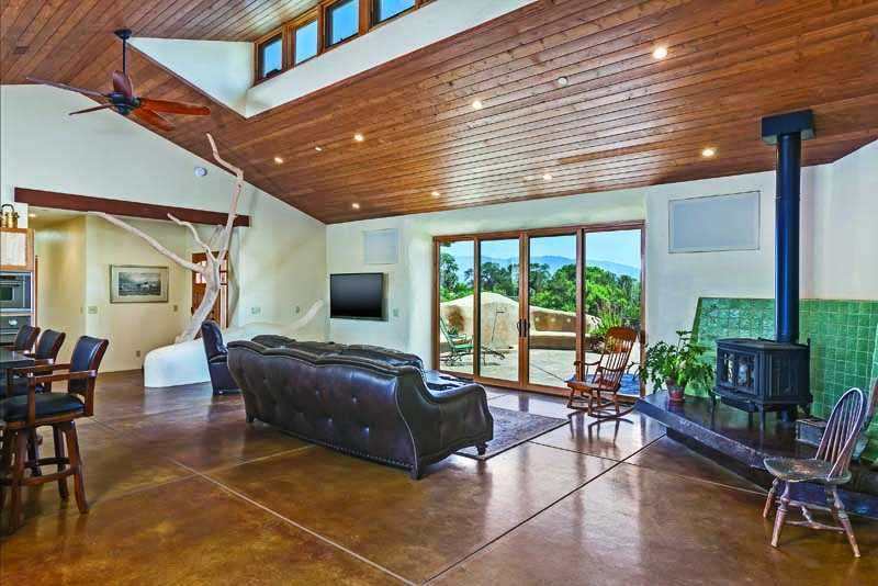 Dreamtime Living Room