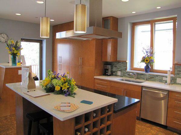 Passivhaus Kitchen