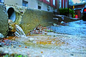 Water Conservation by Stormwater Management